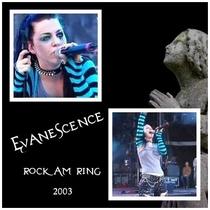 Evanescence Rock Am Ring 2003 - Poster / Capa / Cartaz - Oficial 1