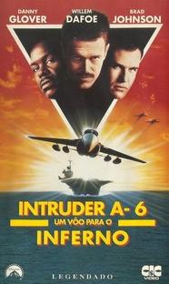 Intruder A-6 - Um Vôo Para O Inferno - Poster / Capa / Cartaz - Oficial 2