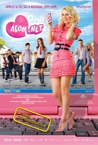 Álom.net - Poster / Capa / Cartaz - Oficial 1