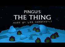 Pingu – A Coisa - Poster / Capa / Cartaz - Oficial 1
