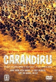 Carandiru - Poster / Capa / Cartaz - Oficial 1