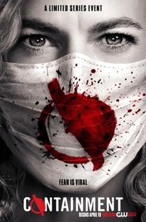 Containment (1° Temporada) - Poster / Capa / Cartaz - Oficial 7
