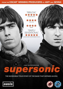 Oasis: Supersonic - Poster / Capa / Cartaz - Oficial 3