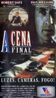A Cena Final - Poster / Capa / Cartaz - Oficial 1