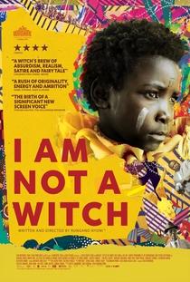 Eu Não Sou uma Bruxa - Poster / Capa / Cartaz - Oficial 3