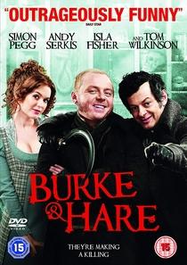 Burke e Hare - Poster / Capa / Cartaz - Oficial 5