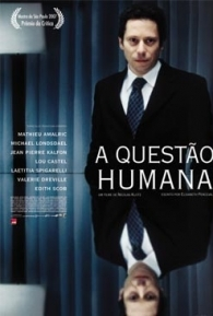 A Questão Humana - Poster / Capa / Cartaz - Oficial 2