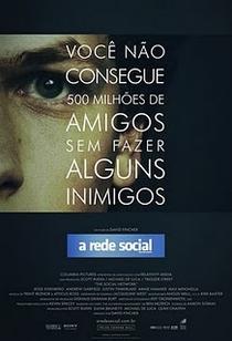 A Rede Social - Poster / Capa / Cartaz - Oficial 1