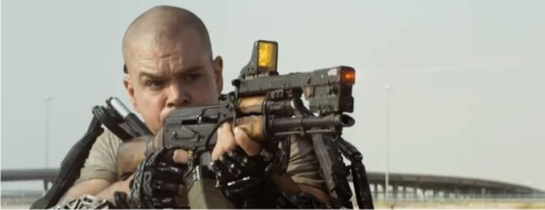 Assista aos featurettes e clipes inéditos da ficção ELYSIUM com Matt Damon e Wagner Moura  