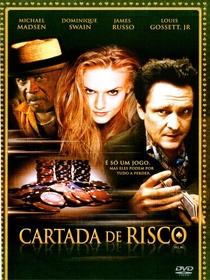 Cartada de Risco - Poster / Capa / Cartaz - Oficial 1