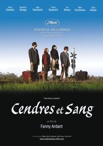 Cinzas e Sangue - Poster / Capa / Cartaz - Oficial 3