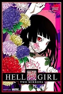 Jigoku Shoujo (2ª Temporada) - Poster / Capa / Cartaz - Oficial 11