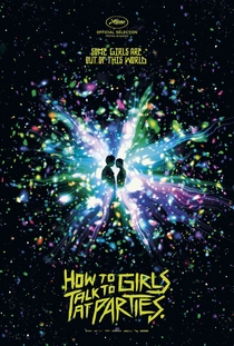 How to Talk to Girls at Parties - Poster / Capa / Cartaz - Oficial 1