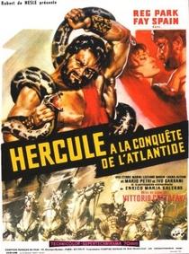 Hércules na Conquista de Atlântida - Poster / Capa / Cartaz - Oficial 4