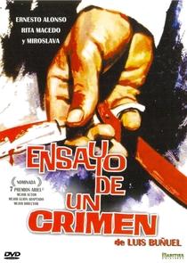 Ensaio de um Crime - Poster / Capa / Cartaz - Oficial 4