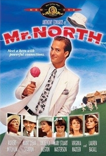 O Elétrico Mr. North - Poster / Capa / Cartaz - Oficial 1