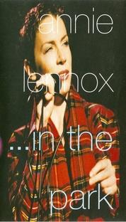 Annie Lennox - Live In Central Park - Poster / Capa / Cartaz - Oficial 1