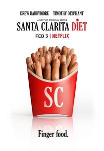 Santa Clarita Diet (1ª Temporada) - Poster / Capa / Cartaz - Oficial 5