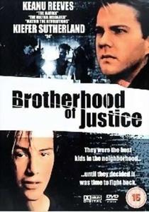 A Irmandade da Justiça - Poster / Capa / Cartaz - Oficial 1