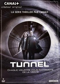 The Tunnel (1ª Temporada) - Poster / Capa / Cartaz - Oficial 1