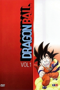 Dragon Ball (1ª Temporada) - Poster / Capa / Cartaz - Oficial 7