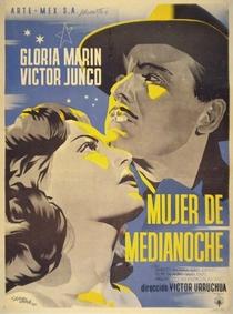 Mujer de medianoche - Poster / Capa / Cartaz - Oficial 1