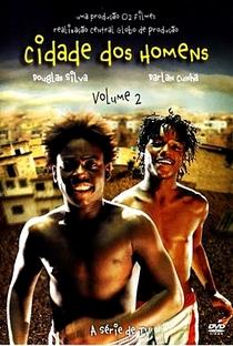 Cidade dos Homens (2ª Temporada) - Poster / Capa / Cartaz - Oficial 2