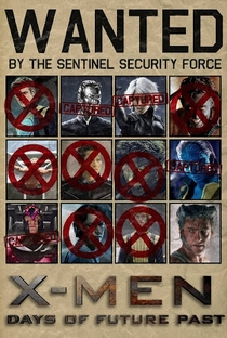 X-Men: Dias de um Futuro Esquecido - Poster / Capa / Cartaz - Oficial 49