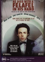 Ele Morreu Com um Felafel na Mão - Poster / Capa / Cartaz - Oficial 2
