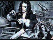 Isaac Newton Pai da Ciência era Ocultista e Alquimista - Poster / Capa / Cartaz - Oficial 1