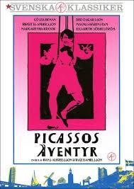Picassos äventyr - Poster / Capa / Cartaz - Oficial 1
