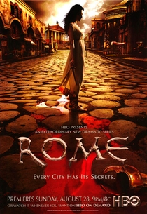 Roma (1ª Temporada) - Poster / Capa / Cartaz - Oficial 2