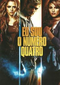 Eu Sou O Número Quatro - Poster / Capa / Cartaz - Oficial 7