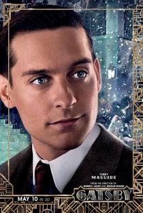 O Grande Gatsby - Poster / Capa / Cartaz - Oficial 19
