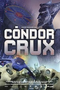 Condor Cruz - Poster / Capa / Cartaz - Oficial 1