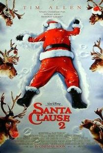 Meu Papai é Noel 2 - Poster / Capa / Cartaz - Oficial 3