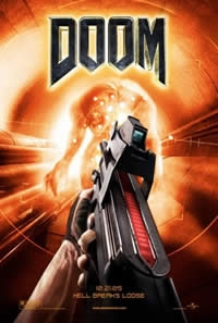 Doom - A Porta do Inferno - Poster / Capa / Cartaz - Oficial 3