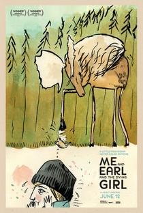 Eu, Você e a Garota Que Vai Morrer - Poster / Capa / Cartaz - Oficial 2