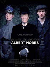 Albert Nobbs - Poster / Capa / Cartaz - Oficial 3