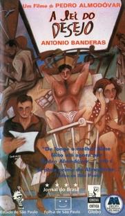 A Lei do Desejo - Poster / Capa / Cartaz - Oficial 2