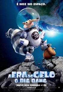 A Era do Gelo: O Big Bang - Poster / Capa / Cartaz - Oficial 2