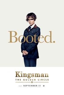 Kingsman: O Círculo Dourado - Poster / Capa / Cartaz - Oficial 11