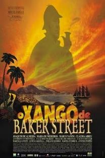 O Xangô de Baker Street - Poster / Capa / Cartaz - Oficial 1