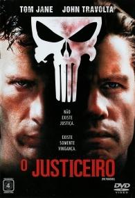 O Justiceiro - Poster / Capa / Cartaz - Oficial 2