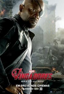 Vingadores: Era de Ultron - Poster / Capa / Cartaz - Oficial 30