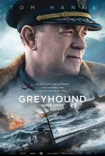 Greyhound - Poster / Capa / Cartaz - Oficial 2