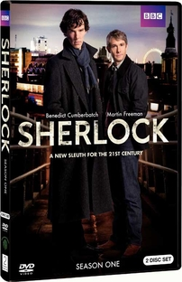 Sherlock (1ª Temporada) - Poster / Capa / Cartaz - Oficial 5