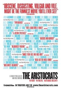 The Aristocrats - Poster / Capa / Cartaz - Oficial 1