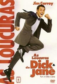 As Loucuras de Dick & Jane - Poster / Capa / Cartaz - Oficial 2
