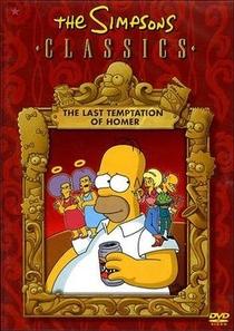 Os Simpsons - Clássicos - A última tentação de Homer - Poster / Capa / Cartaz - Oficial 1